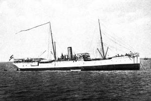 """Der Dampfer """"Valdivia"""""""