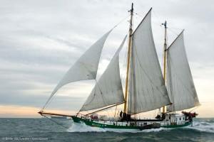 "Greenpeace-Schiff ""Beluga II"""