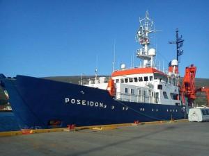 """Forschungsschiff """"POSEIDON"""""""