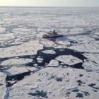 """Forschungsschiff """"Polarstern"""" in der Arktis"""
