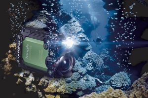 """Action-Cam Olympus """"TG-Tracker"""""""
