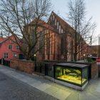 Vor 65 Jahren gegründet: das Deutsche Meeresmuseum im ehemaligen Dominikanerkloster St. Katharinenin in Stralsund, Foto: © Johannes-Maria Schlorke