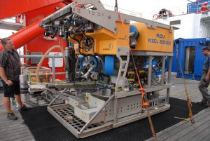 """ROV """"Kiel 6000"""""""