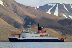 "Polarforschungsschiff ""Polarstern"""