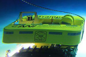 """AWI-Unterwasserfahrzeug """"Tramper"""""""