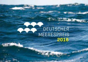Deutscher Meerespreis 2016
