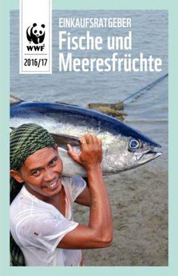 WWF Einkaufsratgeber Fische und Meeresfrüchte