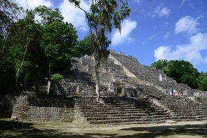 Calakmul Pyramide