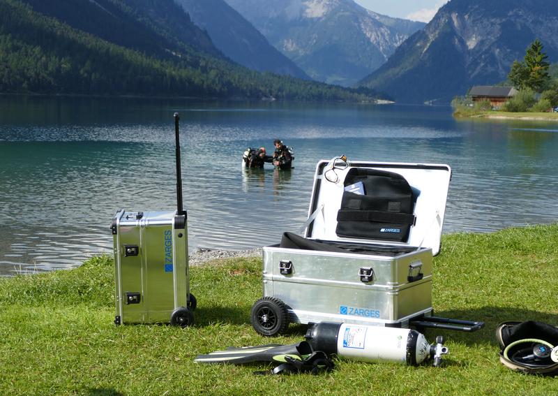 """Mobil-Box """"K 424 XC"""" von Zarges"""