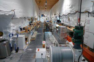 Labor auf Grönland