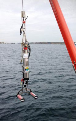 Underwater Vision Profiler