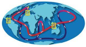 Globale ozeanische Umwälzzirkulation