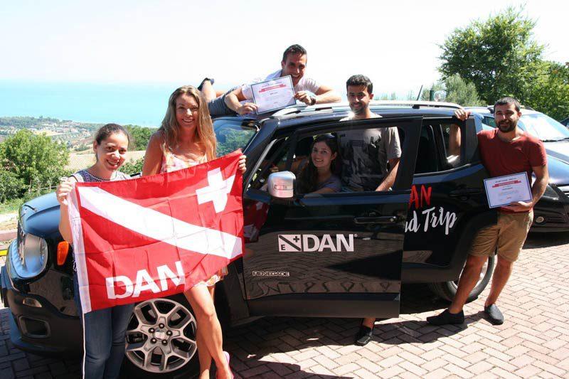 DAN Europe vergibt Forschungspraktika auf Malta