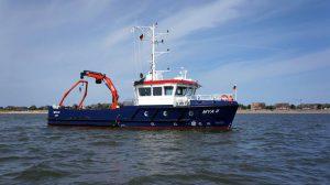 """Forschungsschiff """"MYA II"""""""