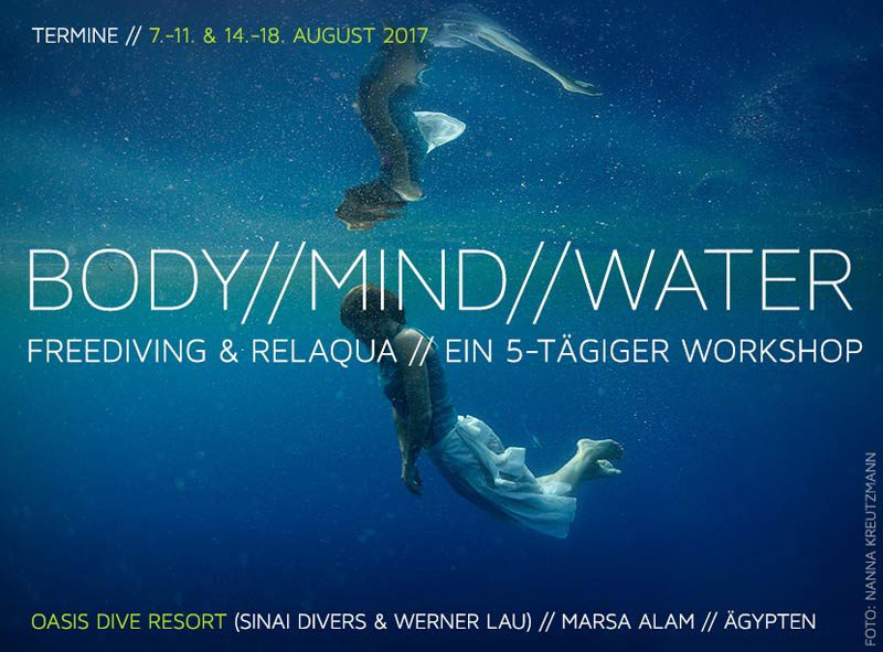 Freediving & Relaqua Workshop