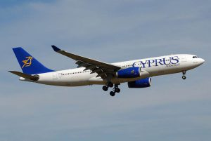 Cyprus Airways Fliger