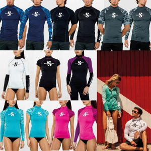Scubapro: UPF 50 Rash Guard