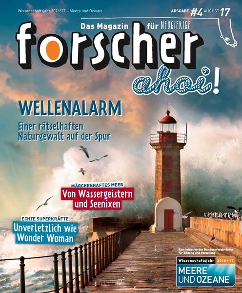 forscher-Magazin