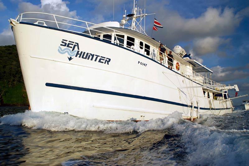 """""""Sea Hunter"""","""