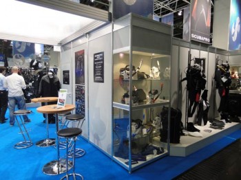Scubapro Messestand