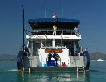 Mermaid II Divedeck