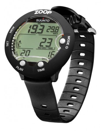 Suunto Zoop Rugged Black