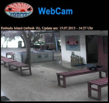 Webcam Embudu