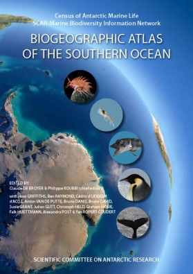 Cover: Biogeographic Atlas of the Southern Ocean