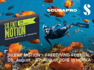 """Silent Motion - Freediving Festival"""