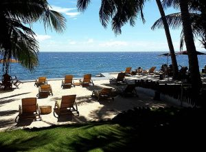 Strand des El Dorado Beach Resorts