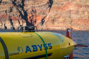AUV ABYSS