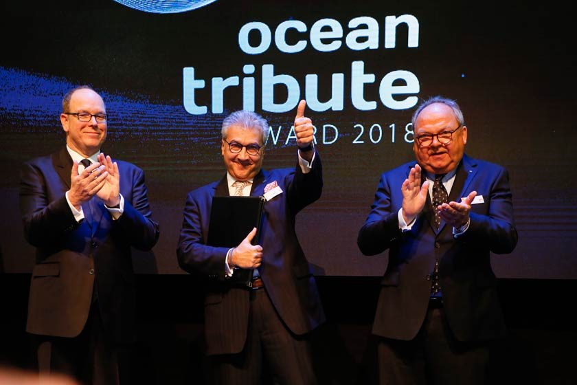 """ocean tribute""-Award-Auslobung"