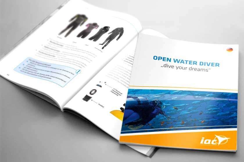 Lehrbuch Open Water Diver